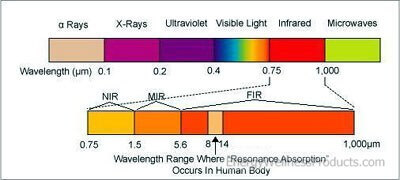 Far Infrared Rays