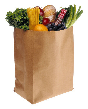 Healthy Food Choices in the Grocery Bag