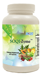 SOQI-Zyme Digestive Enzymes